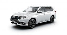 2020 Mitsubishi Outlander 2.4L Executive