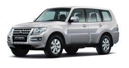 2020 Mitsubishi Pajero Executive Diesel 3.2L