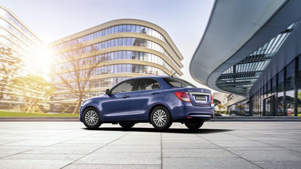 2019 Suzuki Swift Dzire - Stewart's Automotive Group