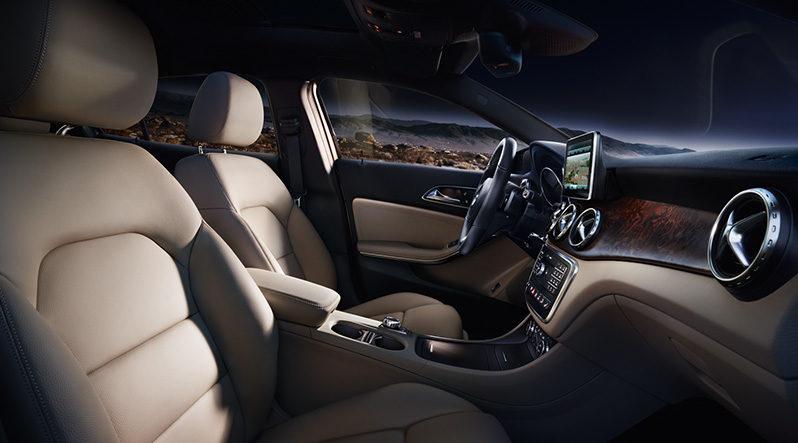 2018 Mercedes-Benz GLA full