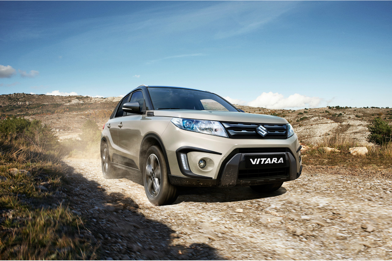 Mercedes Off Road Suv >> 2018 Suzuki Vitara - Stewart's Automotive Group