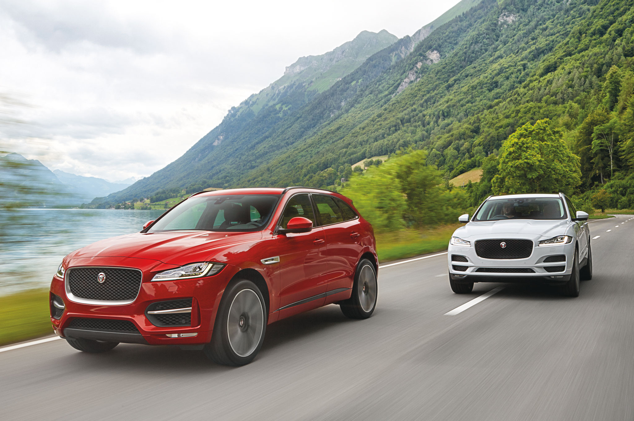 2017 Jaguar F Pace R Sport Stewart s Automotive Group
