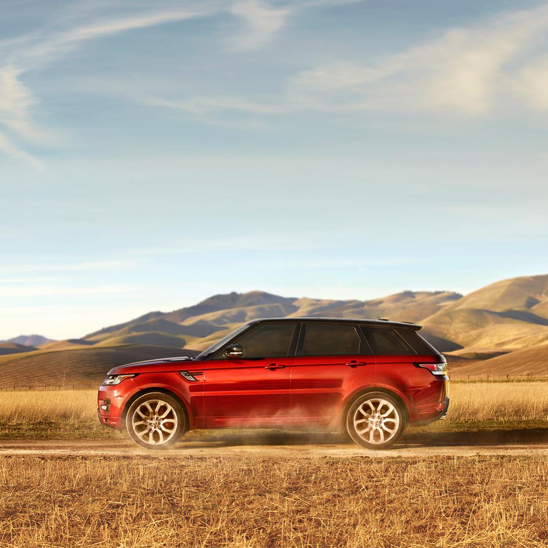 IG L494 Range Rover Sport Red