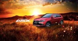 2017 Mitsubishi ASX
