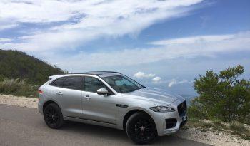 2017 Jaguar F-Pace R-Sport full