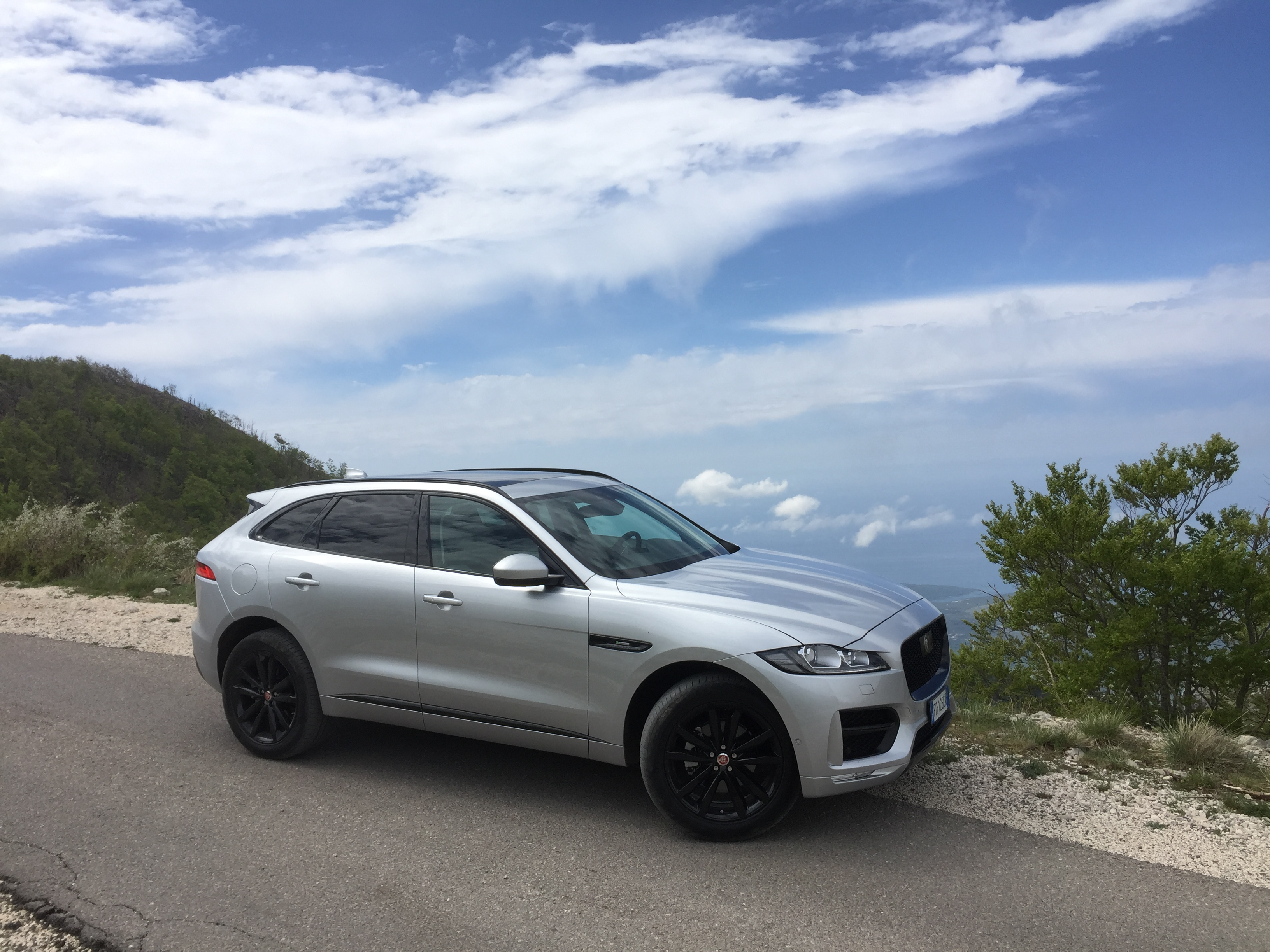 2017 Jaguar F Pace Prestige >> 2017 Jaguar F-Pace R-Sport - Stewart's Automotive Group