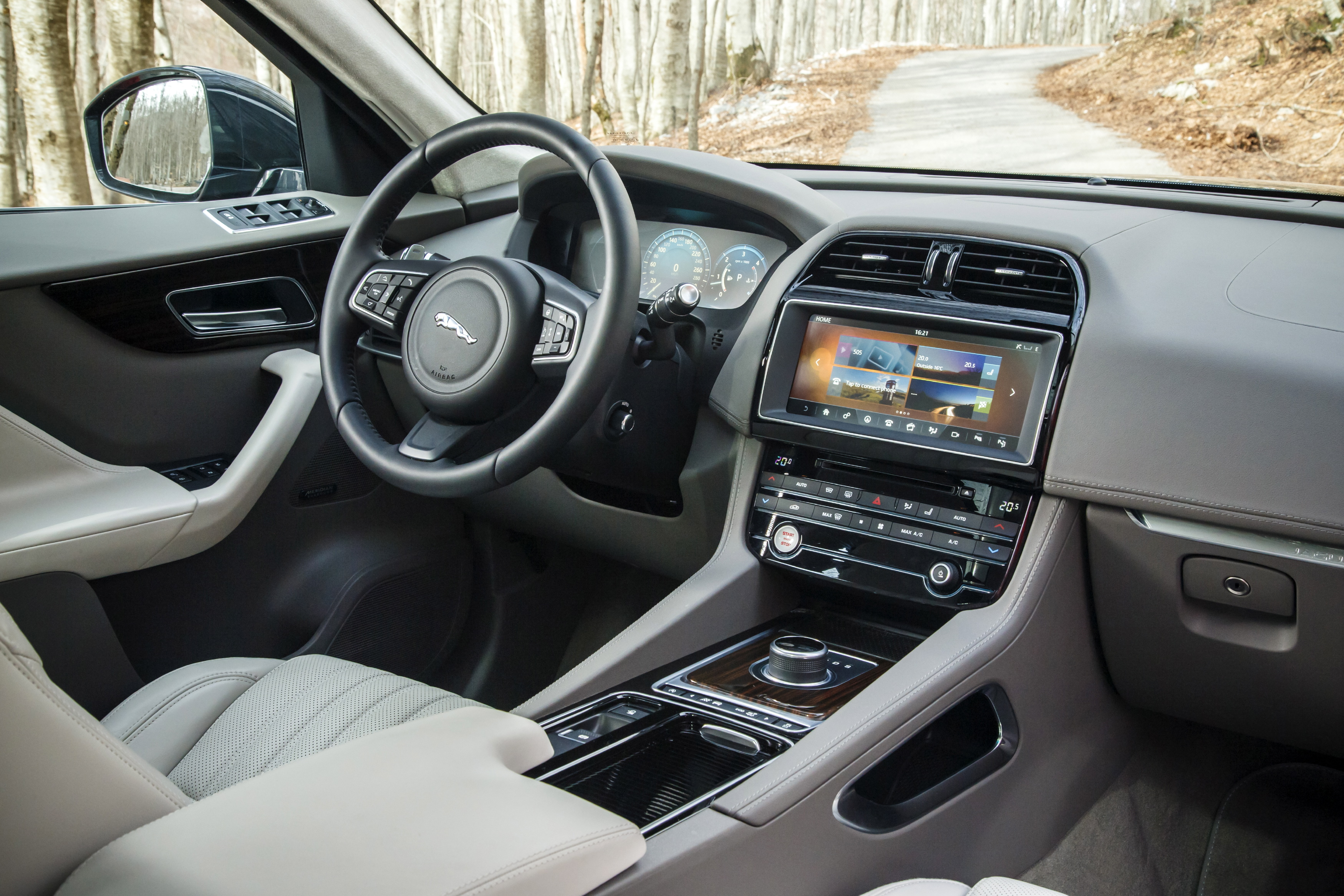 Best Interiors Design Wallpapers » Jaguar Suv Interior