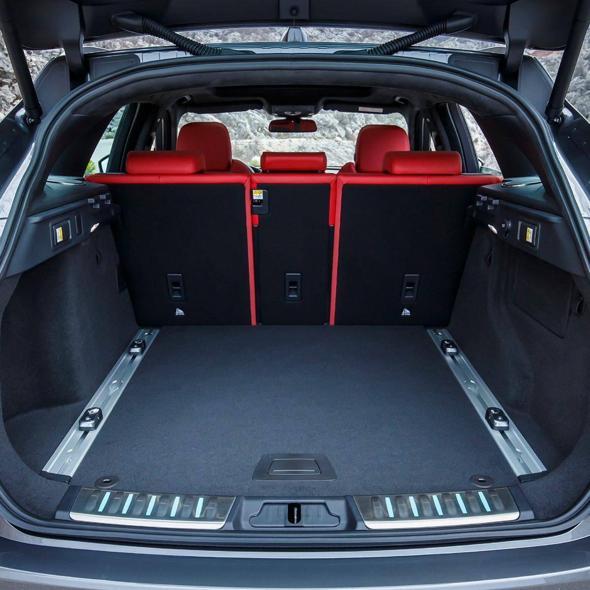 Jaguar F Pace Cheap Interior: Stewart's Automotive Group