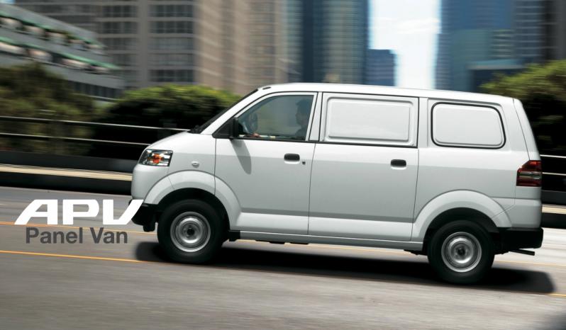 2018 Suzuki APV Panel Van full