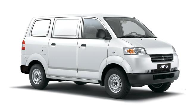 2018 Suzuki APV Panel Van - Stewart's Automotive Group
