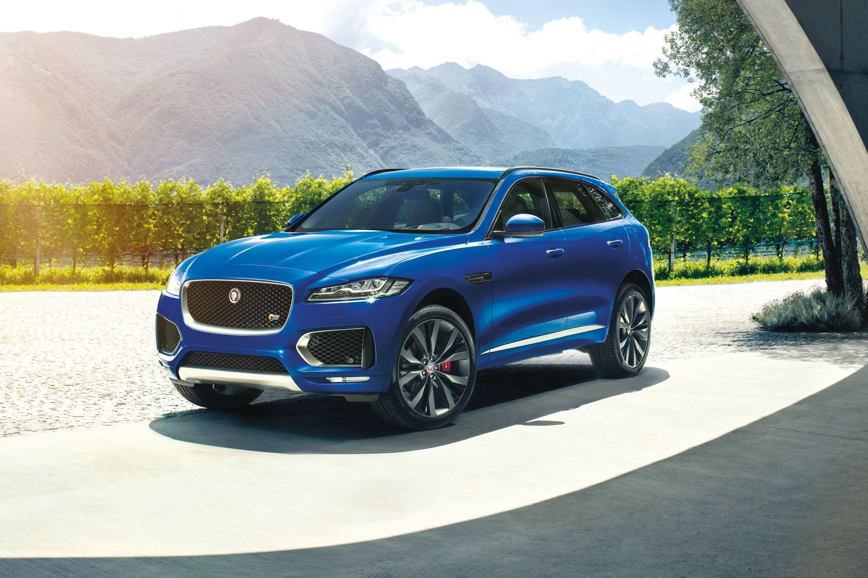 2017 Jaguar F Pace R Sport Stewart s Automotive Group