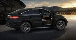 2018 Mercedes-Benz GLE Coupé