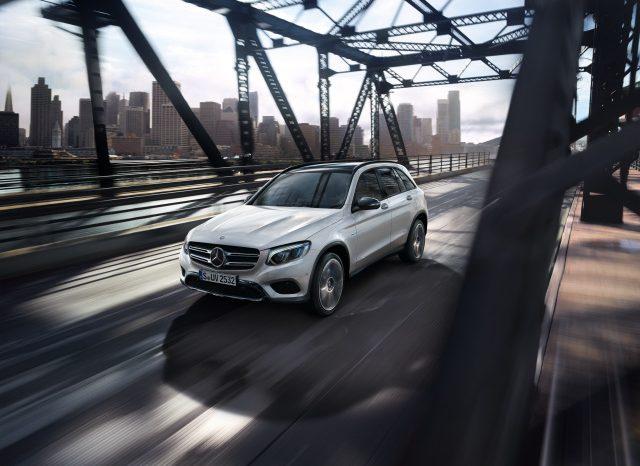 2018 Mercedes-Benz GLC full