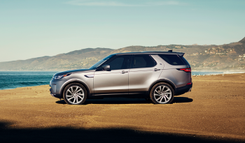 2017 Land Rover Discovery full