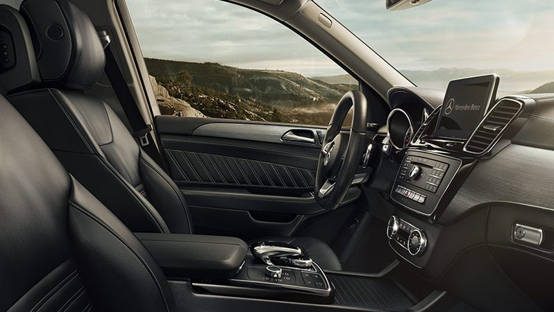 2018 Mercedes-Benz GLE full
