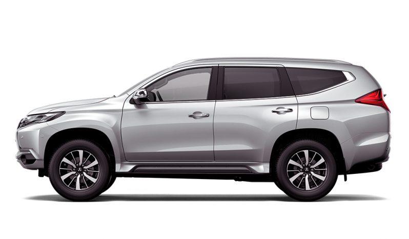 2020 Mitsubishi Montero Sport full