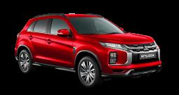 2020 Mitsubishi ASX 4WD