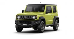 2020 Suzuki Jimny GL AUTO (Mono) 1.5L