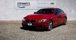 2017 BMW 430i Gran Coupe (2WD)